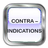 Contraindications to hypnotherapy